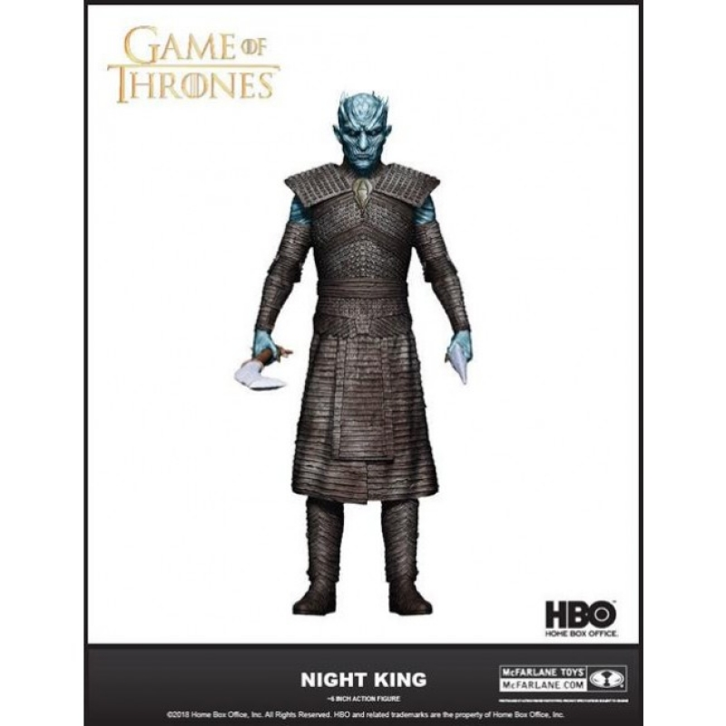 GAME OF THRONES - THE NIGHT KING - ACTION FIGURE 18CM
