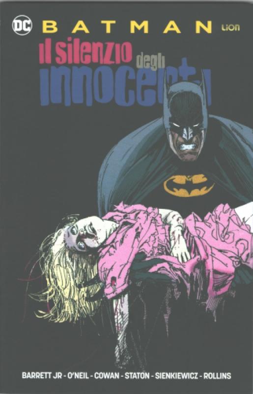 BATMAN IL SILENZIO DEGLI INNOCENTI - DC UNIVERSE LIBRARY