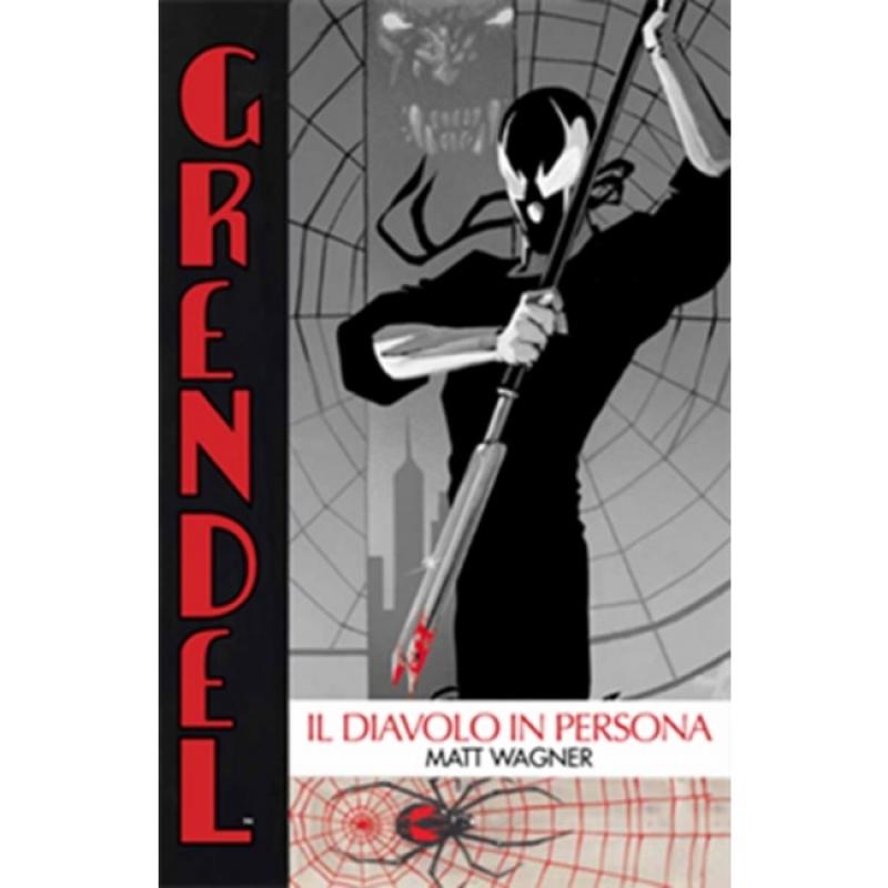 GRENDEL 2 - IL DIAVOLO IN PERSONA (PANINI)