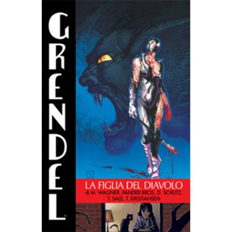 GRENDEL 5 - LA FIGLIA DEL DIAVOLO (PANINI)