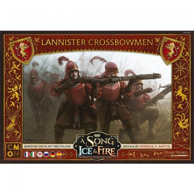 BALESTRIERI LANNISTER - A SONG OF ICE & FIRE: MINIATURE GAME