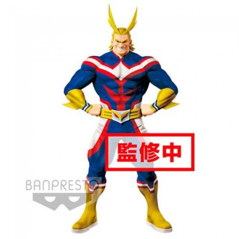 82736 - MY HERO ACADEMIA - AGE OF THE HEROES - ALL MIGHT FIGURE