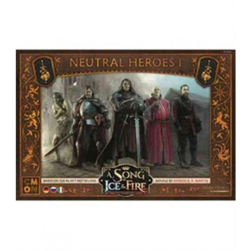 EROI NEUTRALI 1 - A SONG OF ICE & FIRE: MINIATURE GAME