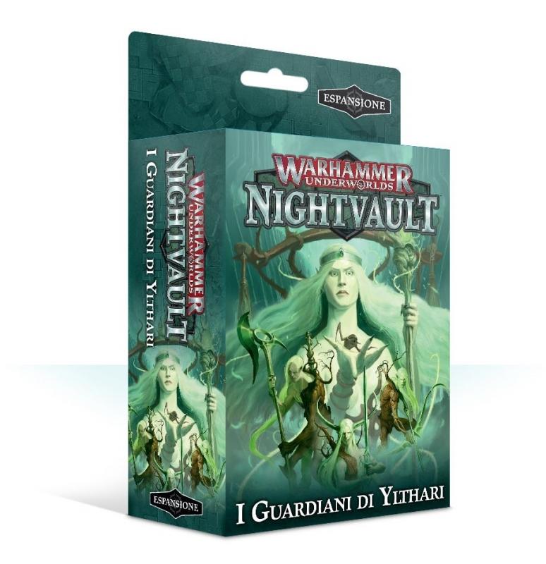 Warhammer Underworlds: Nightvault – I Guardiani di Ylthari