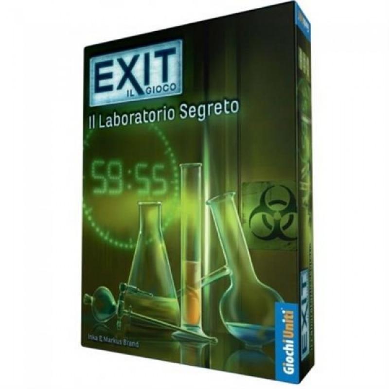 EXIT: IL LABORATORIO SEGRETO