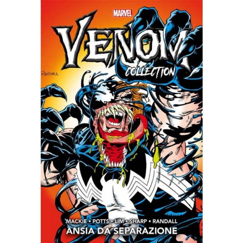 VENOM COLLECTION 7 - ANSIA DA SEPARAZIONE