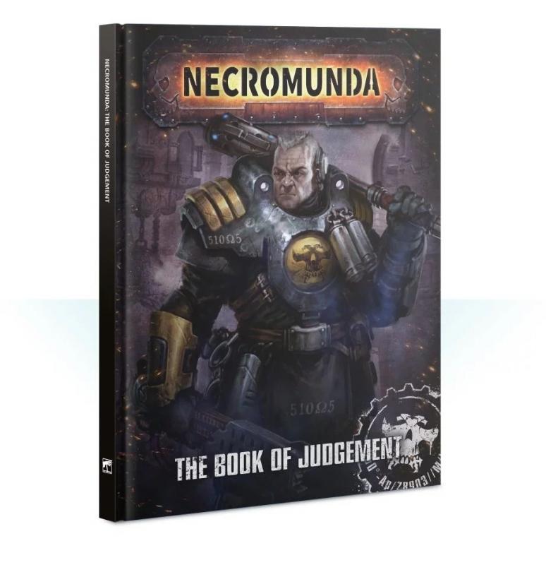 Necromunda: The Book of Judgement (Inglese)