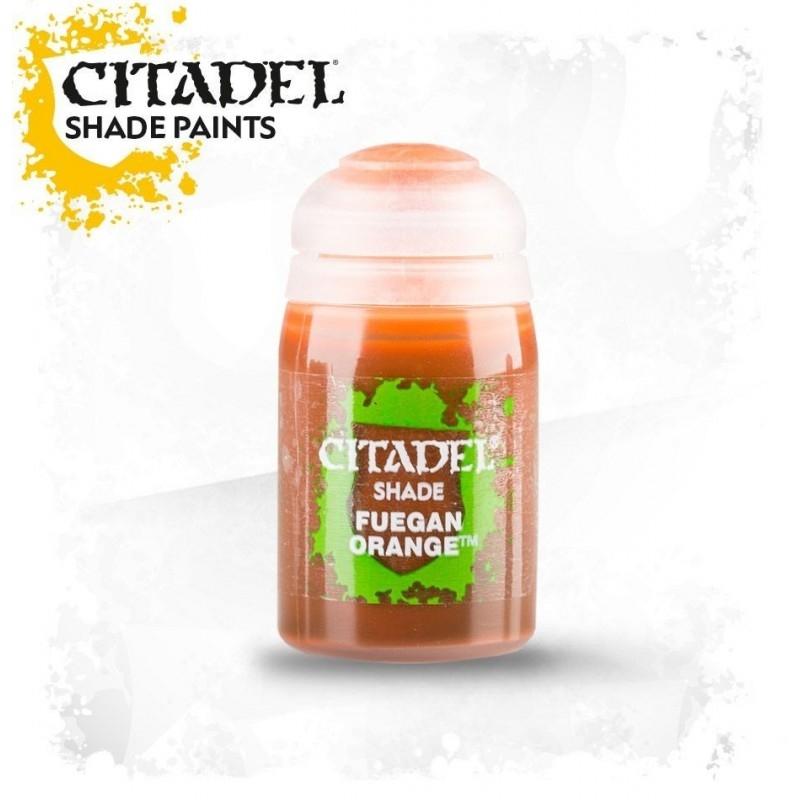 SHADE - Fuegan Orange