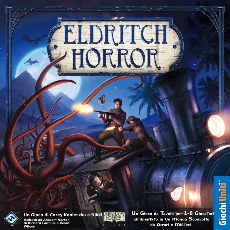 ELDRITCH HORROR - SECONDA EDIZIONE
