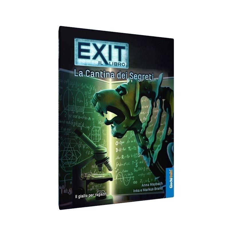EXIT - Il Libro - La Cantina dei Segreti