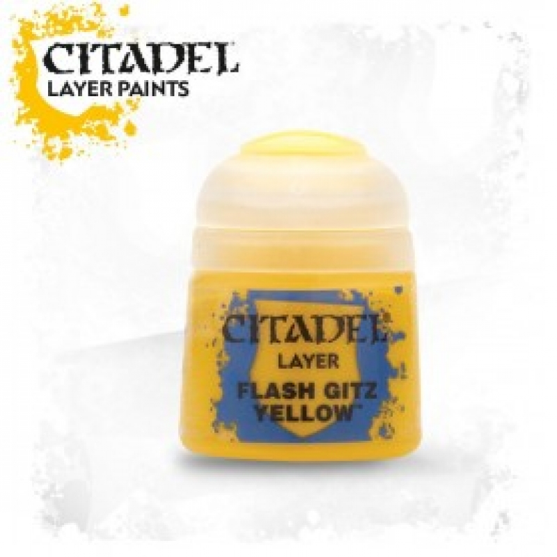 Layer - Flash Gitz Yellow