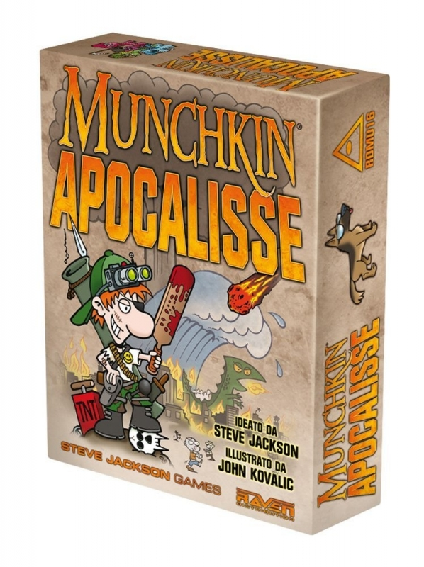 MUNCHKIN - APOCALISSE