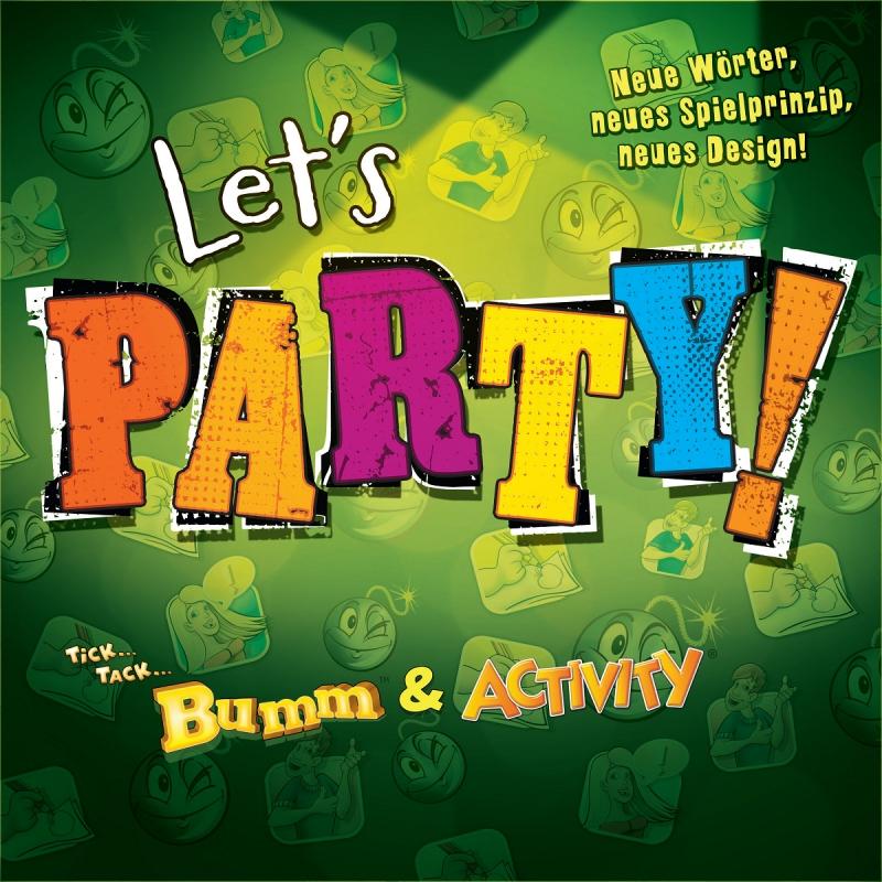 Passa la Bomba e Activity: Let's Party