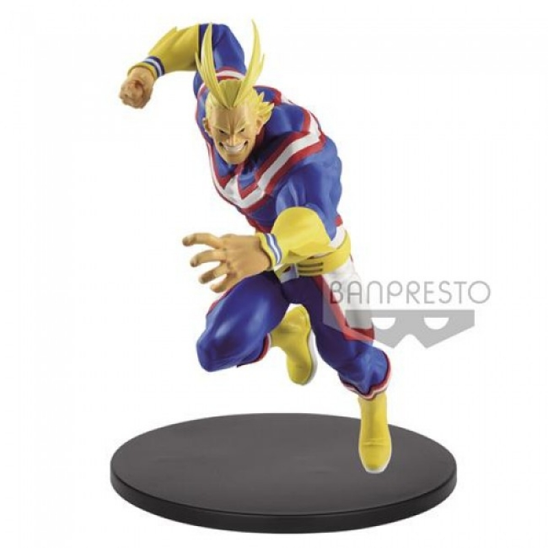 85645 - MY HERO ACADEMIA - THE AMAZING HEROES VOL.5 - ALL MIGHT FIGURE