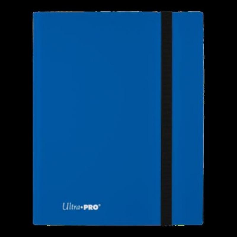 ALBUM 9 TASCHE - PRO BINDER ECLIPSE - PACIFIC BLUE