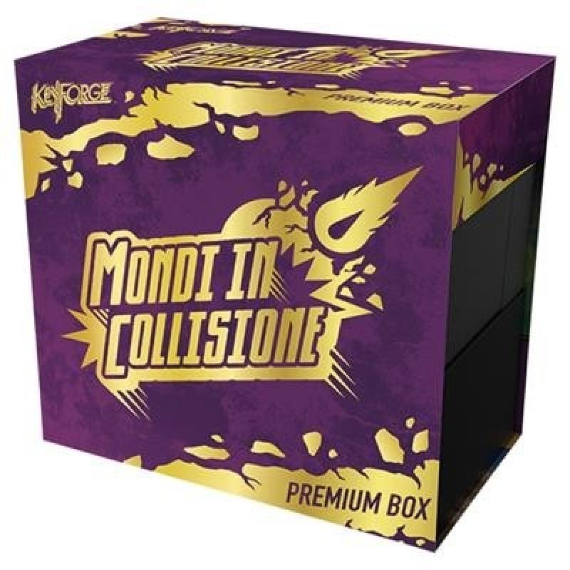 KEYFORGE - PREMIUM BOX - MONDI IN COLLISIONE