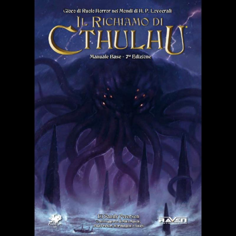 Il Richiamo di Cthulhu - Manuale Base 7ma Edizione