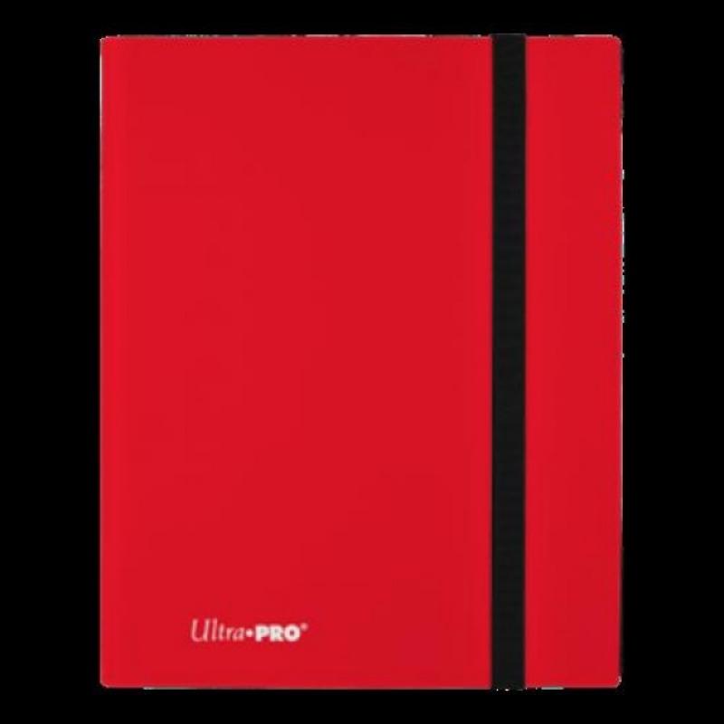ALBUM 9 TASCHE - PRO BINDER ECLIPSE - APPLE RED