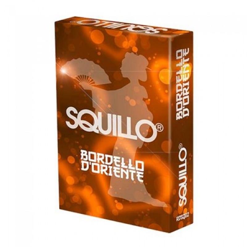 SQUILLO: BORDELLI D'ORIENTE