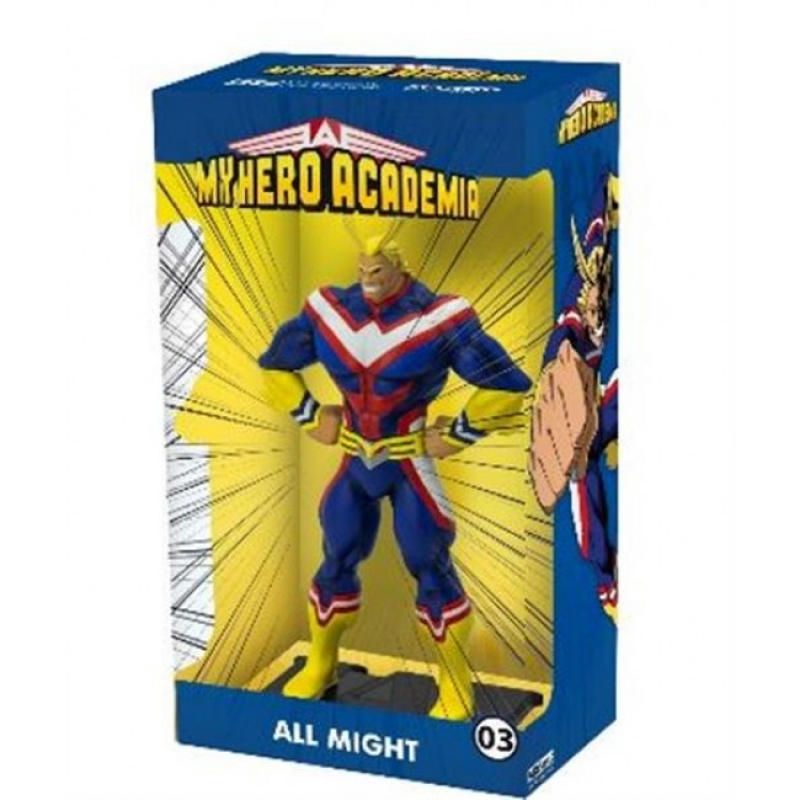 [ABYFIG009] - MY HERO ACADEMIA - SUPER FIGURE COLLECTION - ALL MIGHT METALLIC FIGURE