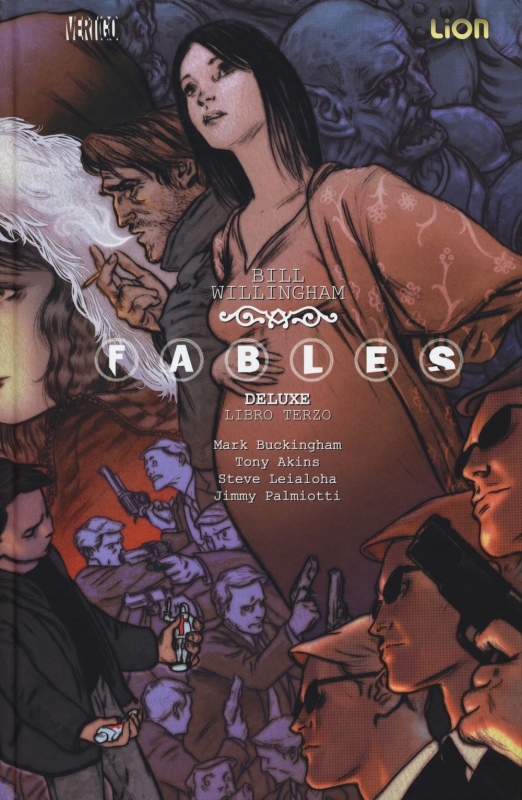 Fables Deluxe #03 - Ristampa