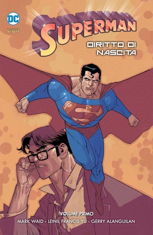 Superman - Diritto Di Nascita #01
