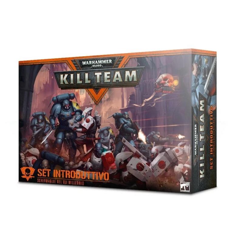 Warhammer 40,000: Kill Team - Nuovo Set Introduttivo
