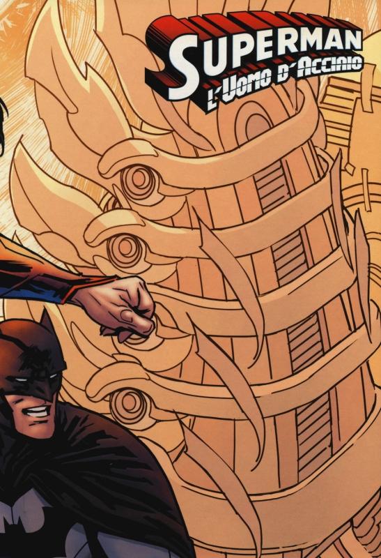 Superman - L'Uomo D'Acciaio #25 (Variant+Cofanetto Stagione 03)