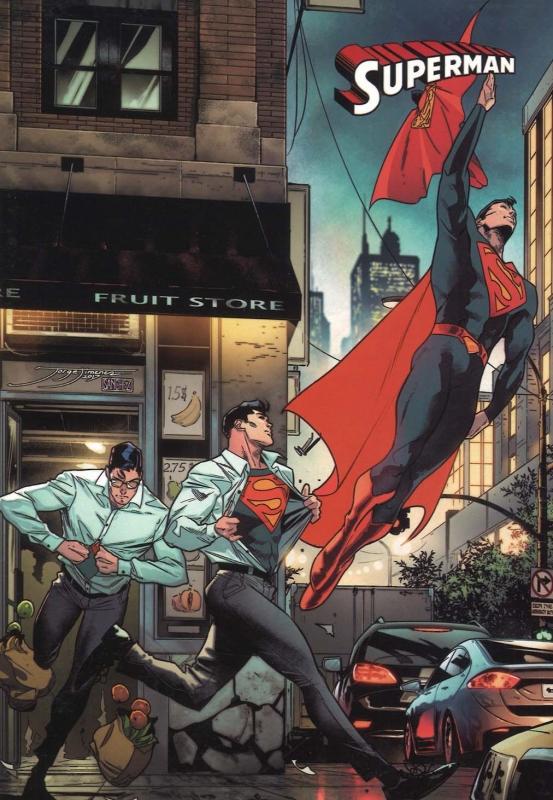 Superman Rinascita #30 (Cofanetto + Albo Jumbo Lex Luthor)