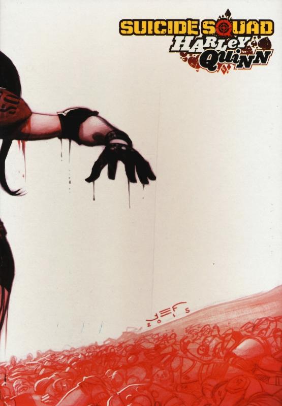 SUICIDE SQUAD / Harley Quinn #13 Variant - The new 52 con Cofanetto Anno 2