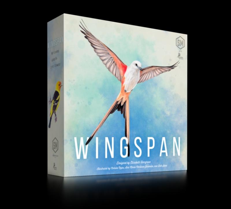 WINGSPAN - NUOVA EDIZIONE