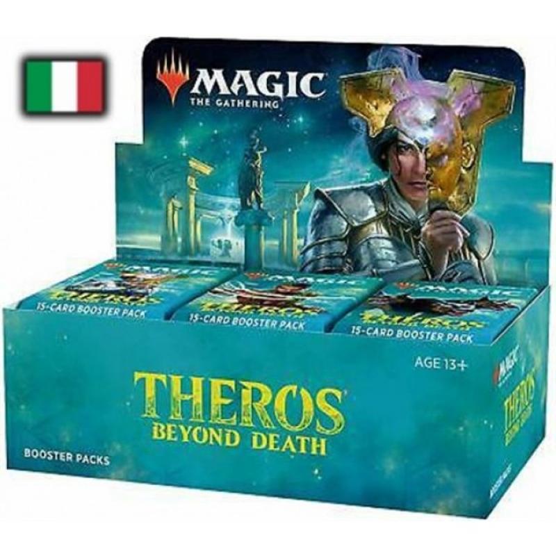 Magic the Gathering - BOX da 36 BUSTINE DI Theros oltre la Morte (Italiano)
