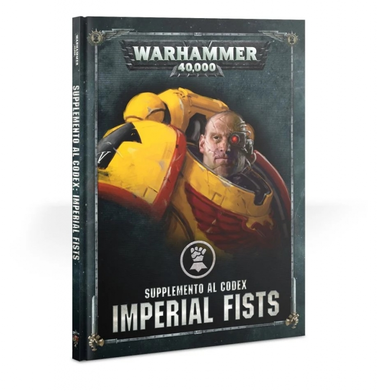 Space Marine - Supplemento al Codex: Imperial Fists