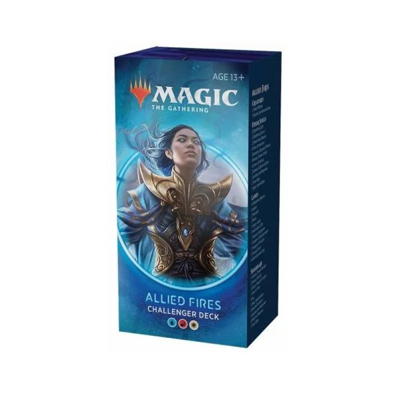 Magic the Gathering - CHALLENGER DECKS 2020 - ALLIED FIRES