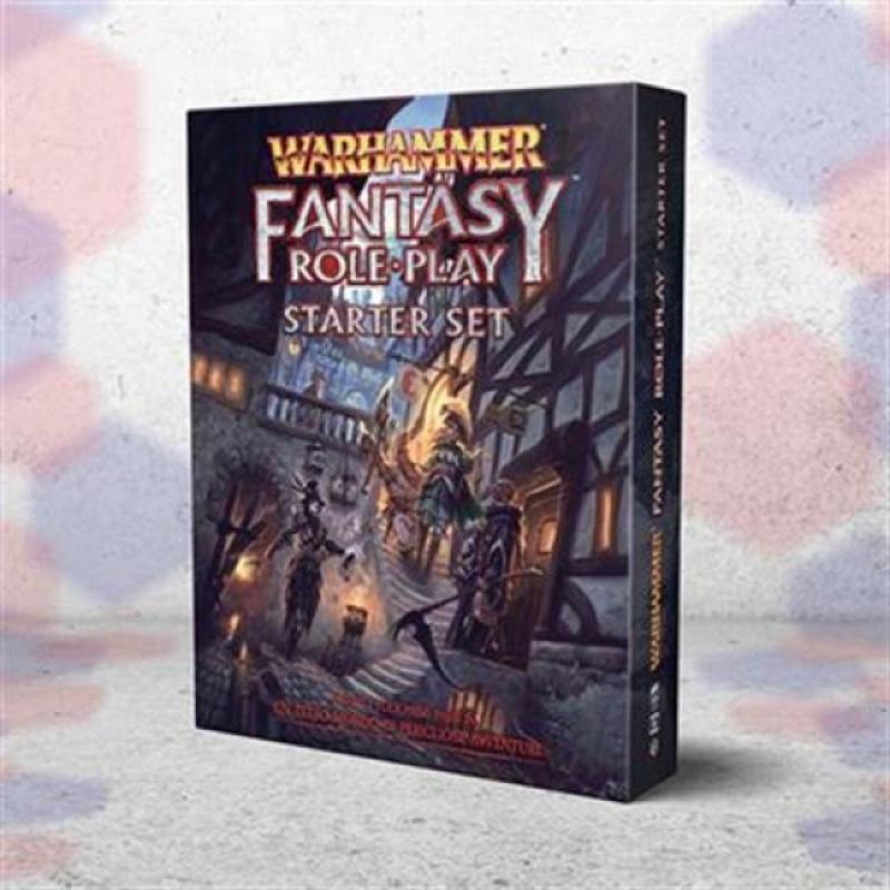 WARHAMMER FANTASY ROLEPLAY - STARTER SET