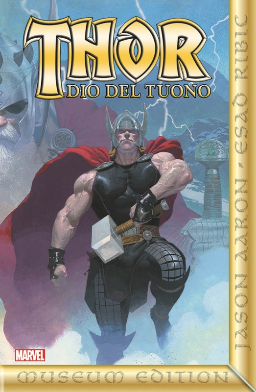 Thor: God of Thunder Marvel - Museum Edition