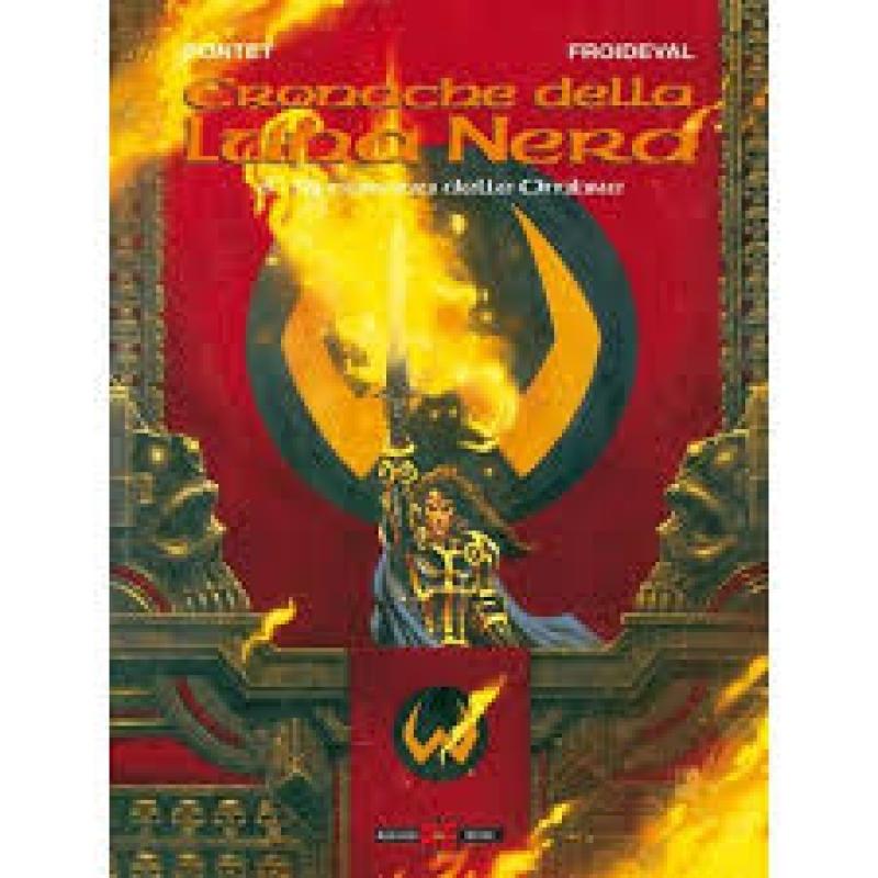 CRONACHE DELLA LUNA NERA Vol. 6 - LA CORONA DELLE OMBRE