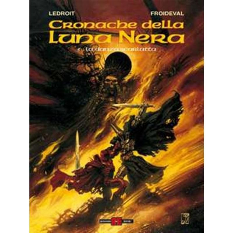 CRONACHE DELLA LUNA NERA Vol. 5 - LA DANZA SCARLATTA