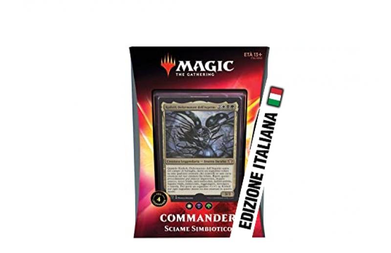 Magic the Gathering - COMMANDER DECK 2020 - Sciame Simbiotico (ITALIANO)