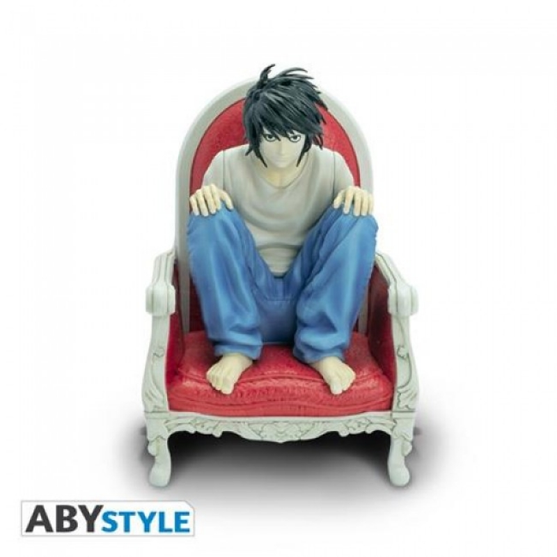 [ABYFIG010] - DEATH NOTE - SUPER FIGURE COLLECTION -