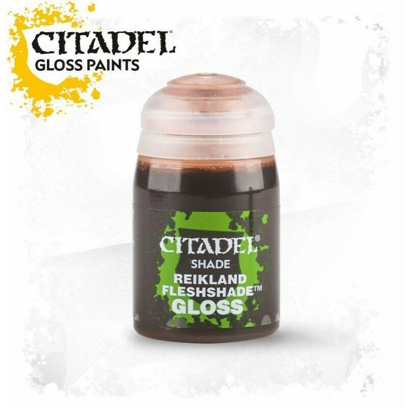 SHADE - Reikland Fleshshade Gloss (Lavatura lucida)