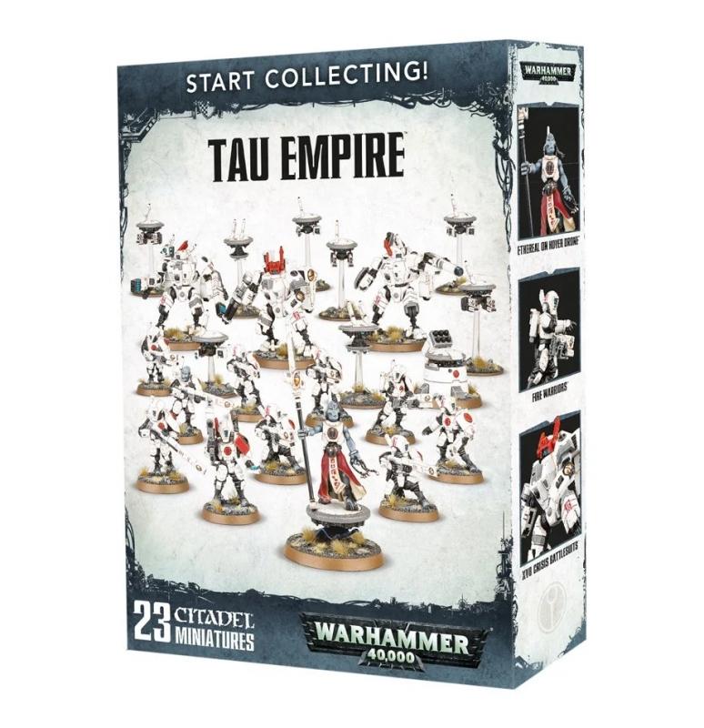 Start Collecting! IMPERO TAU