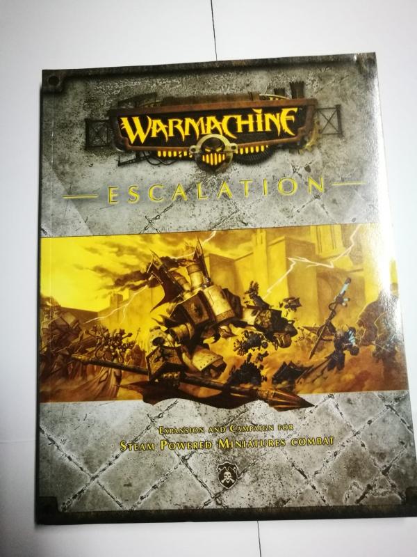 WARMACHINE - ESCALATION ENG