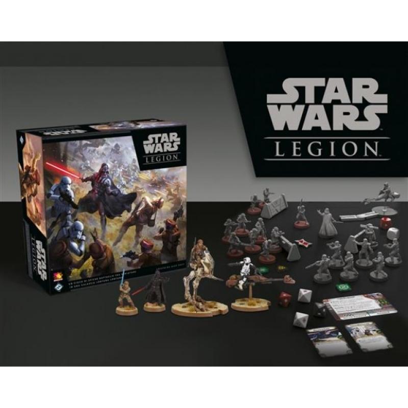 STAR WARS: LEGION - SCATOLA BASE