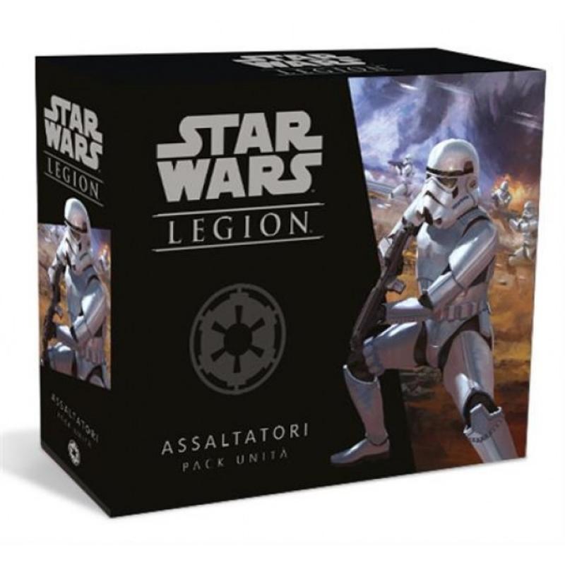 STAR WARS: LEGION - ASSALTATORI IMPERIALI - ESPANSIONE