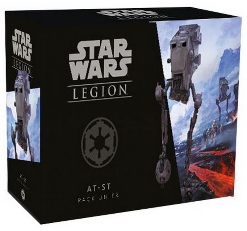 STAR WARS: LEGION - AT-ST Pack Espansione