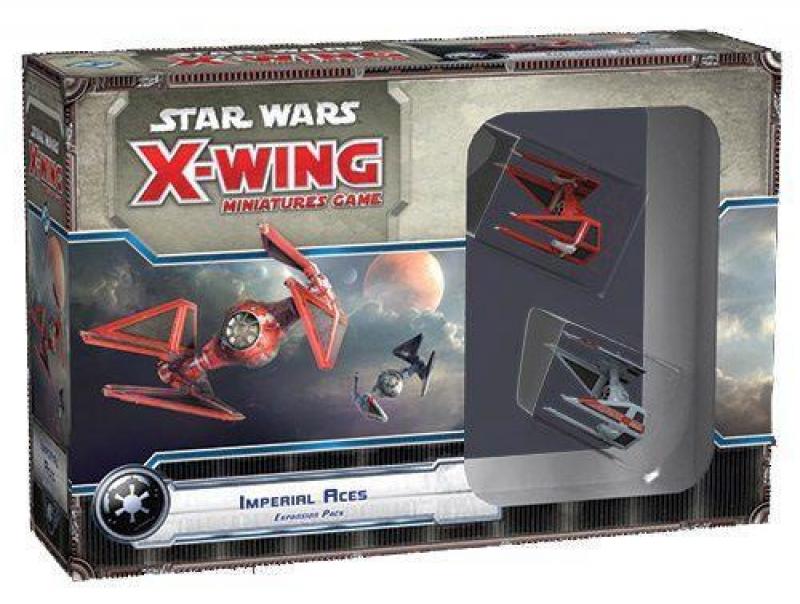 STAR WARS: X-WING - ESPANSIONE - ASSI IMPERIALI