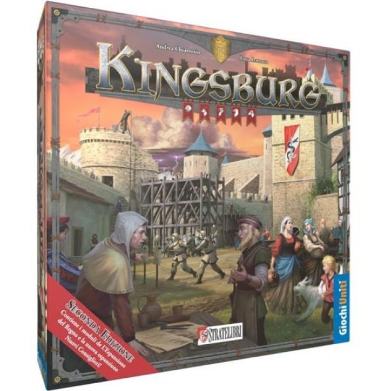 KINGSBURG - NUOVA EDIZIONE