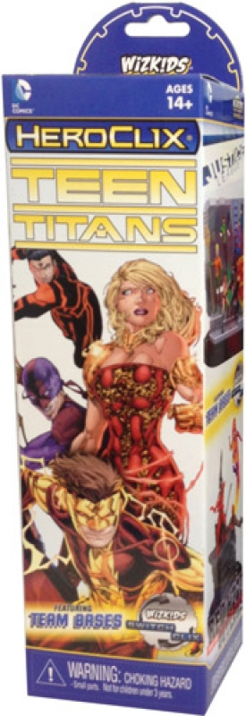 HeroClix - Teen Titans - Booster Pack