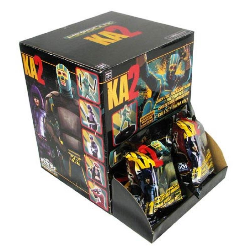 HeroClix - Kick-Ass 2 Box